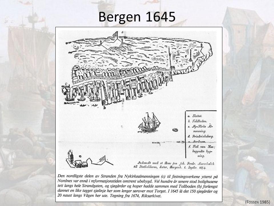 Bergen 1645 (Fossen 1985)