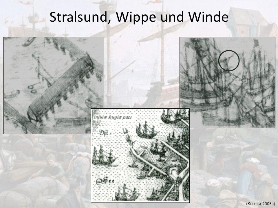 Stralsund, Wippe und Winde