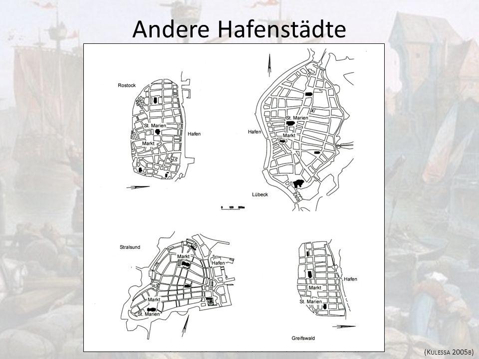 Andere Hafenstädte (Kulessa 2005b)