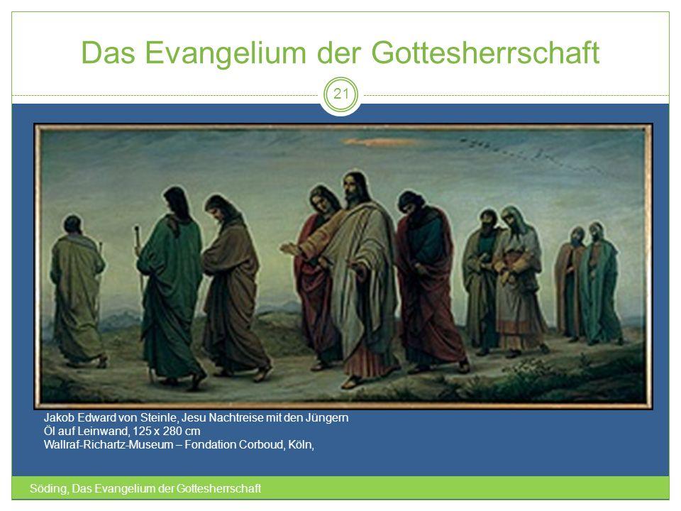 Das Evangelium der Gottesherrschaft