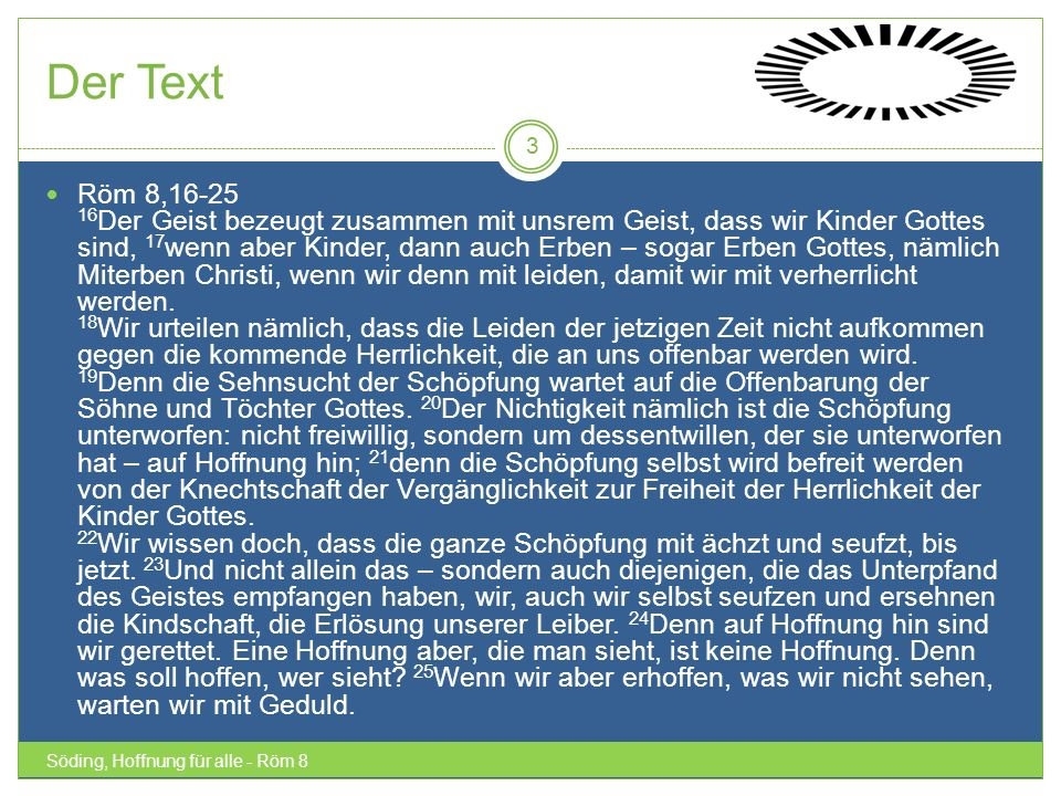 Der Text