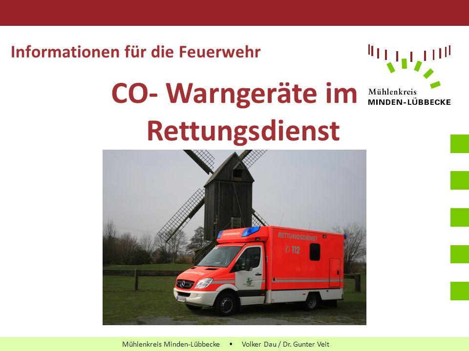 Informationen für die Feuerwehr