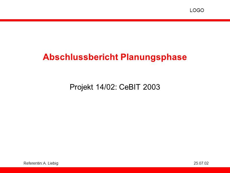 Abschlussbericht Planungsphase