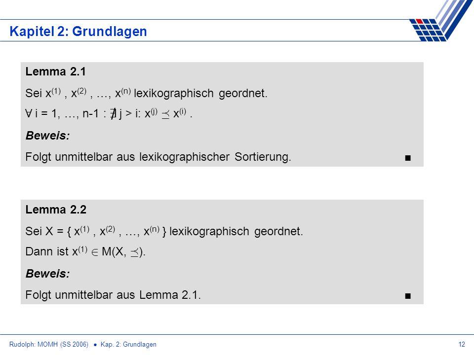 / Kapitel 2: Grundlagen Lemma 2.1