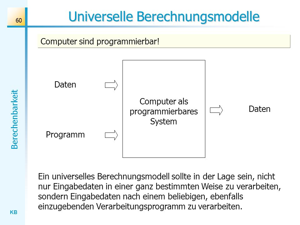 Universelle Berechnungsmodelle
