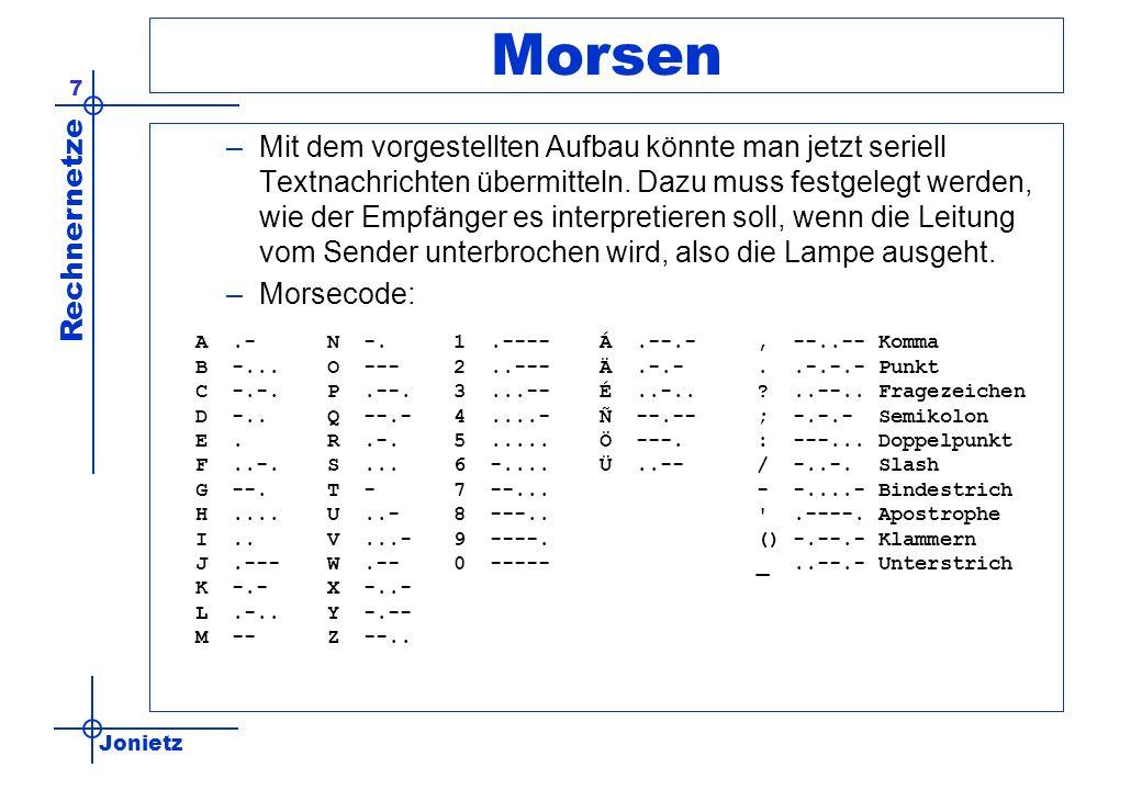 Morsen