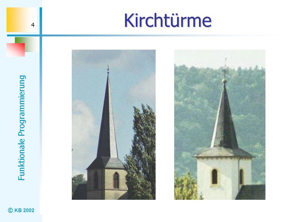 Kirchtürme