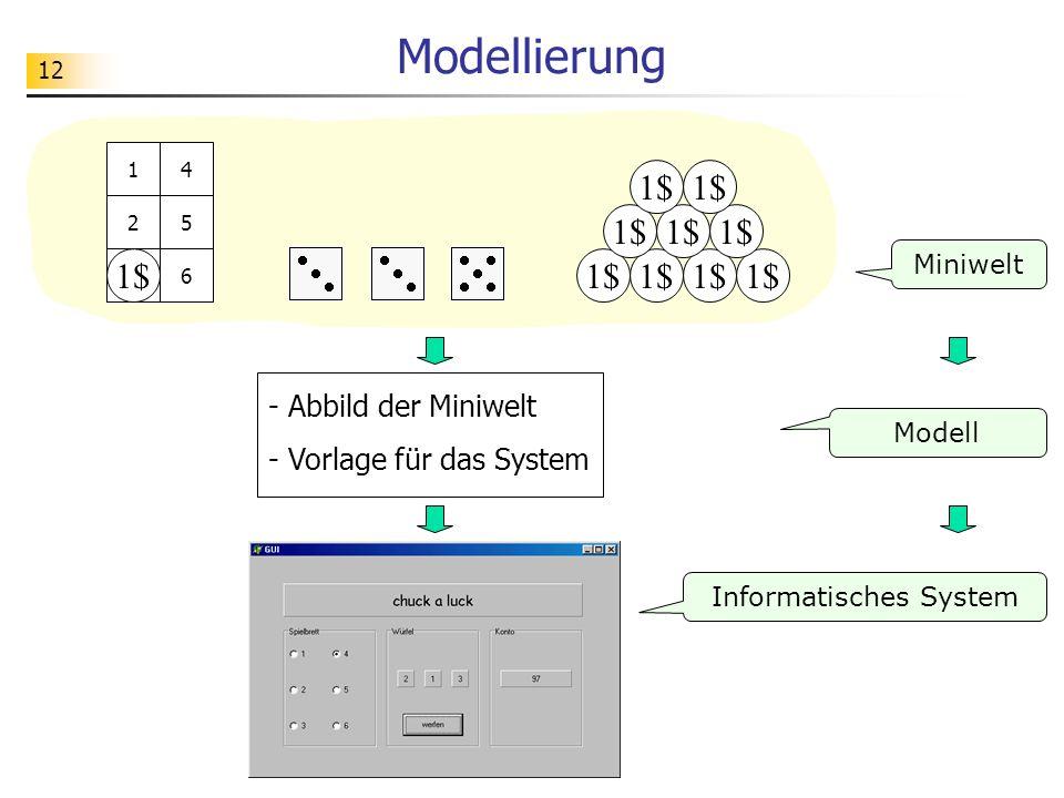 Informatisches System