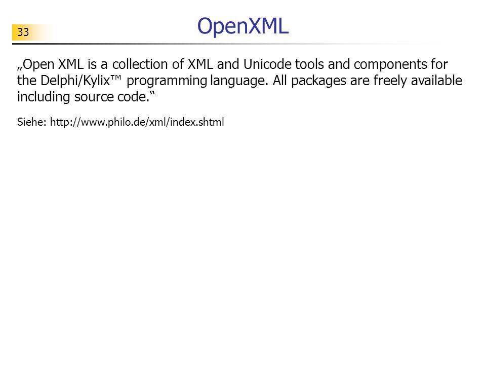 OpenXML