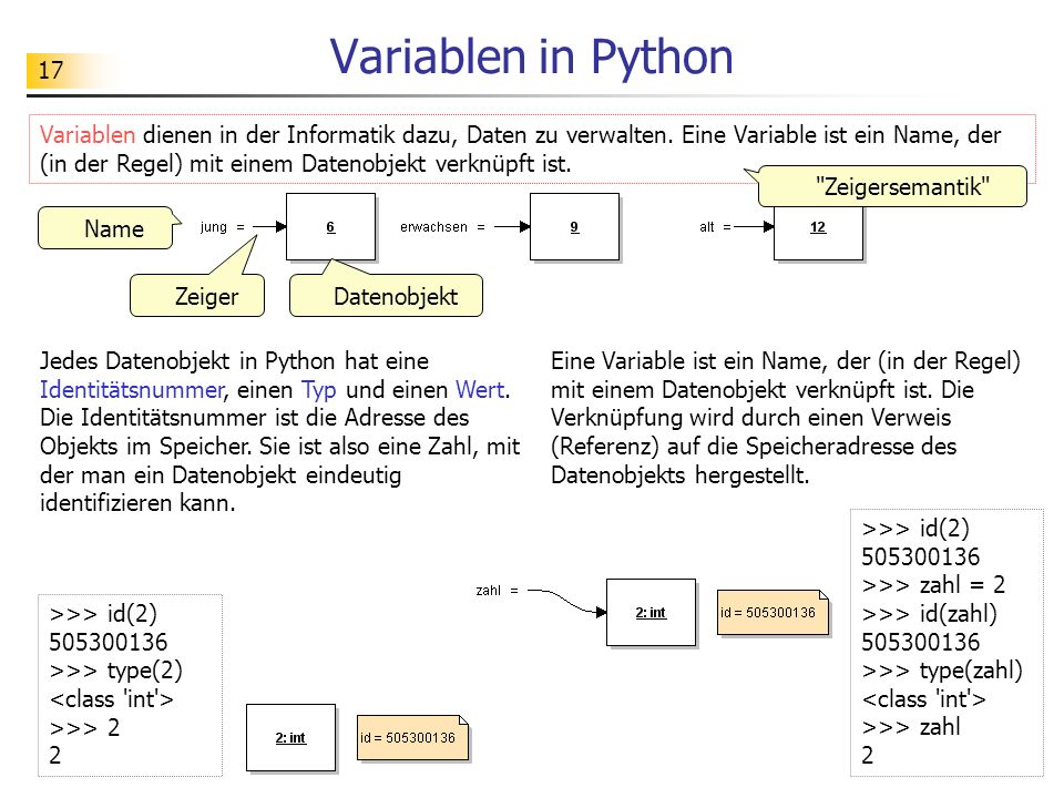 how to make variable type class in python