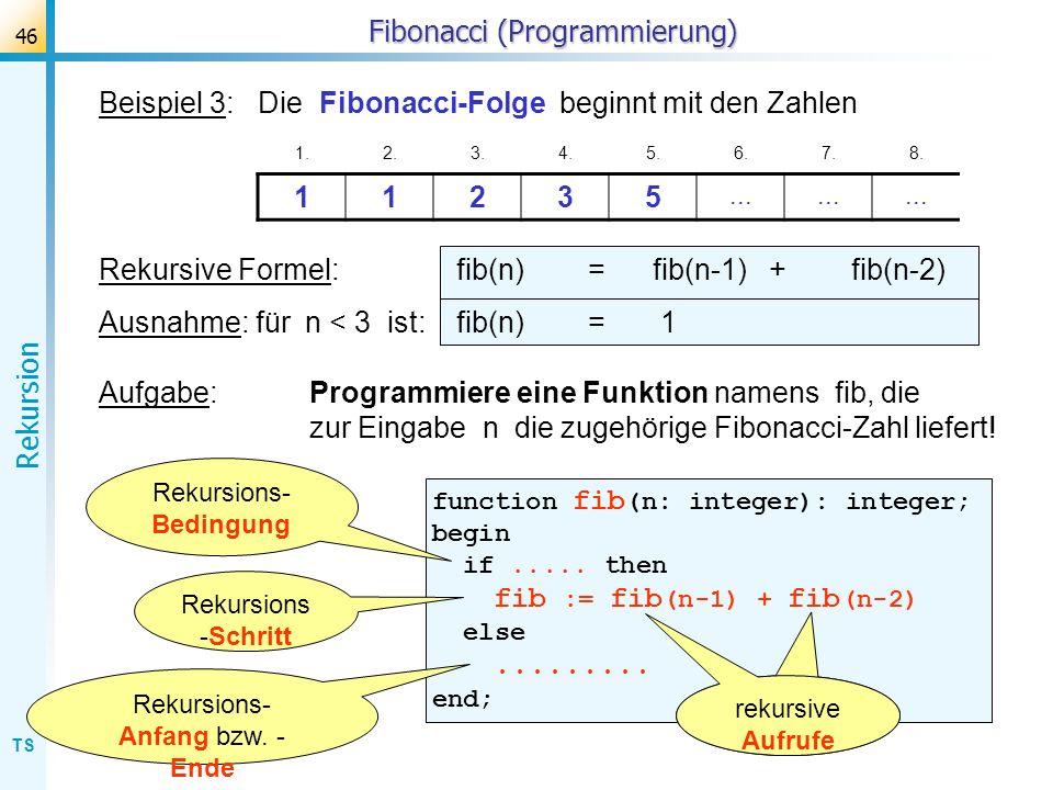 Fibonacci (Programmierung)