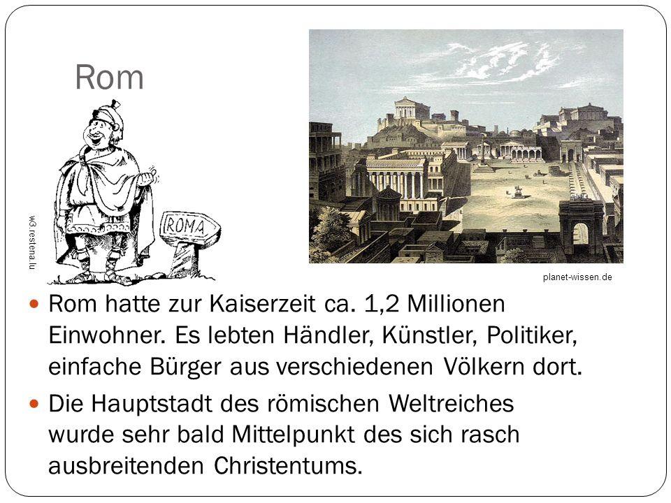 Rom w3.restena.lu. planet-wissen.de.