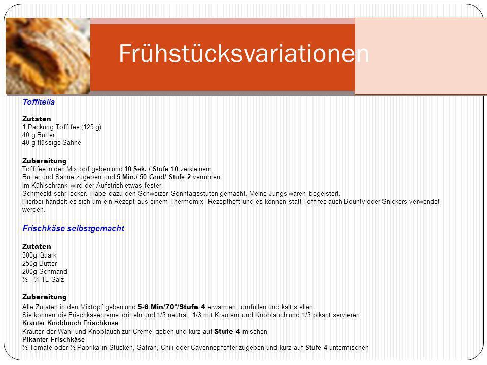 Fruhstucksvariationen Ppt Video Online Herunterladen