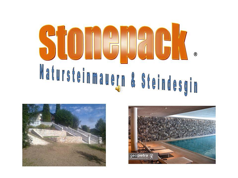 Natursteinmauern & Steindesgin