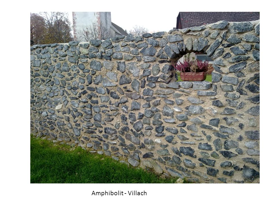 Amphibolit - Villach