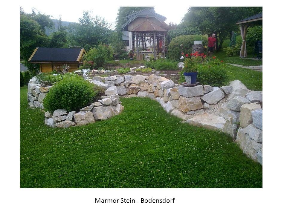 Marmor Stein - Bodensdorf
