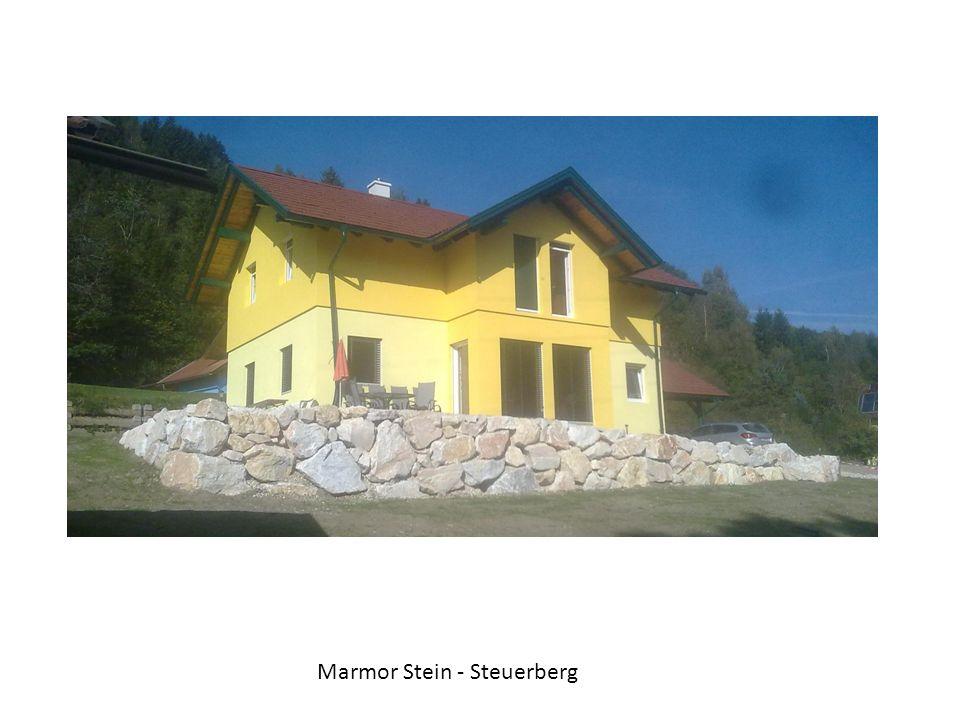 Marmor Stein - Steuerberg