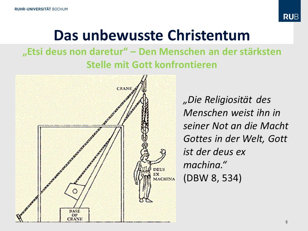 das unbewusste christentum ein referat von ppt video online herunterladen. Black Bedroom Furniture Sets. Home Design Ideas