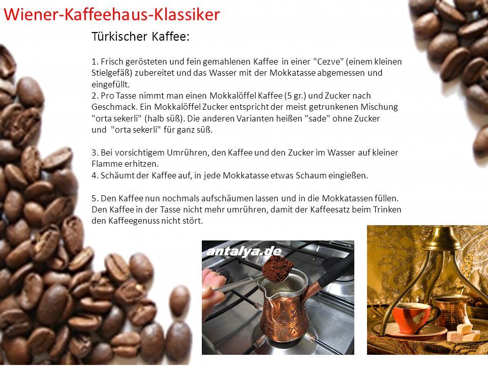 Wiener-Kaffeehaus-Klassiker