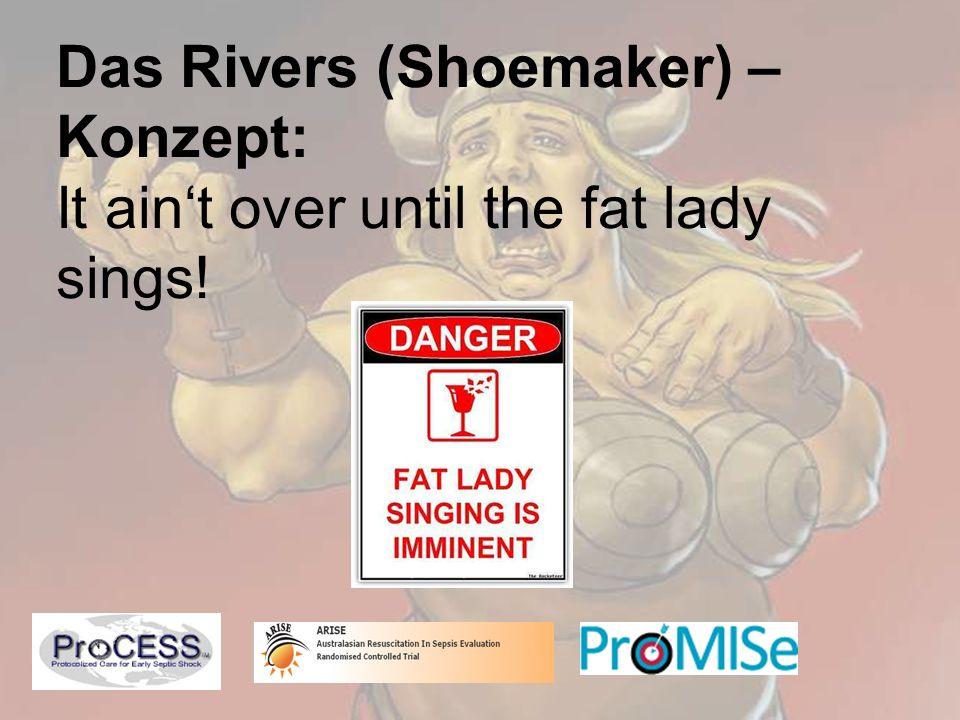 Das Rivers (Shoemaker) – Konzept: