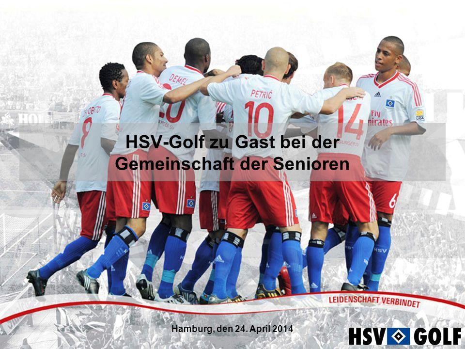 HSV-Golf zu Gast bei der Gemeinschaft der Senioren