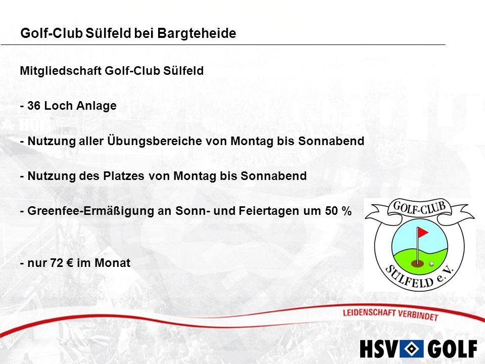 Golf-Club Sülfeld bei Bargteheide
