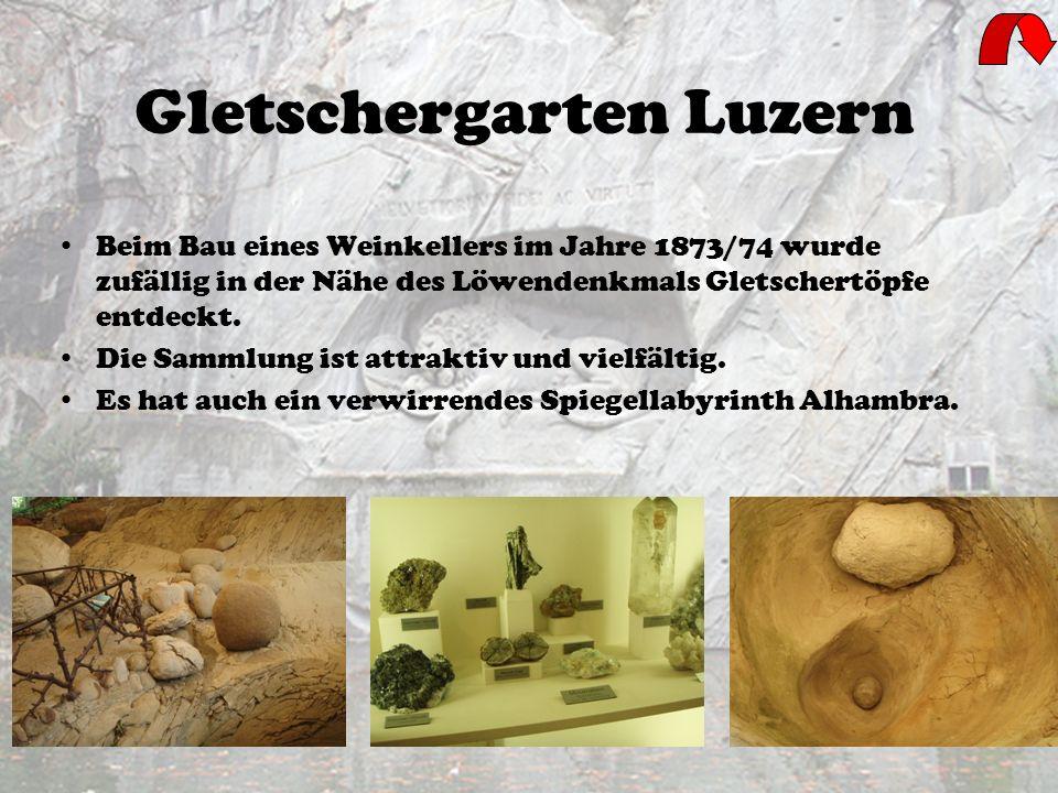 Gletschergarten Luzern