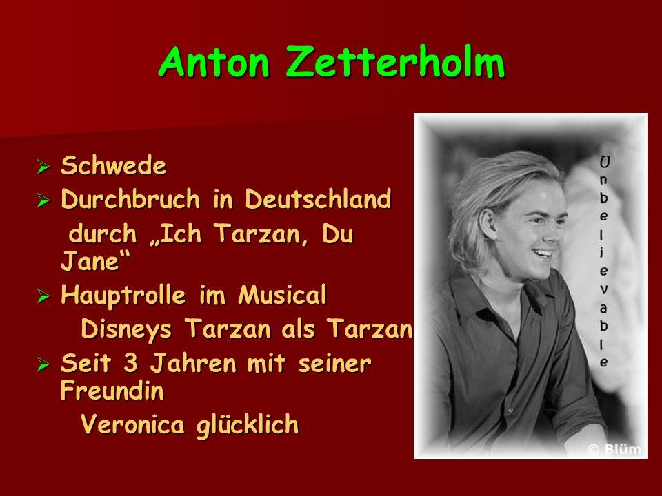 Anton Zetterholm Schwede Durchbruch in Deutschland