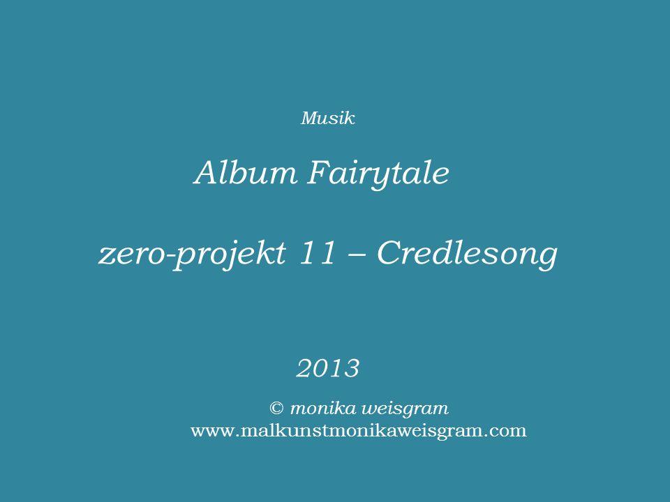 zero-projekt 11 – Credlesong