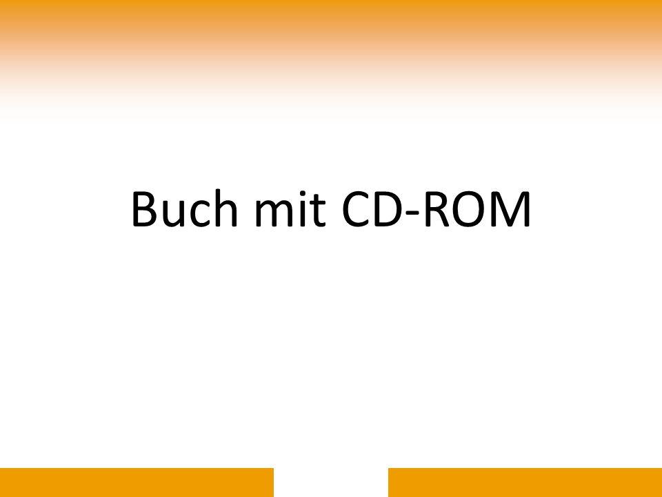 Buch mit CD-ROM