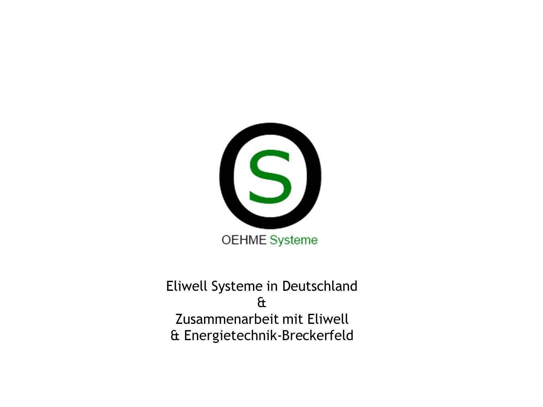 Eliwell Systeme in Deutschland & Zusammenarbeit mit Eliwell