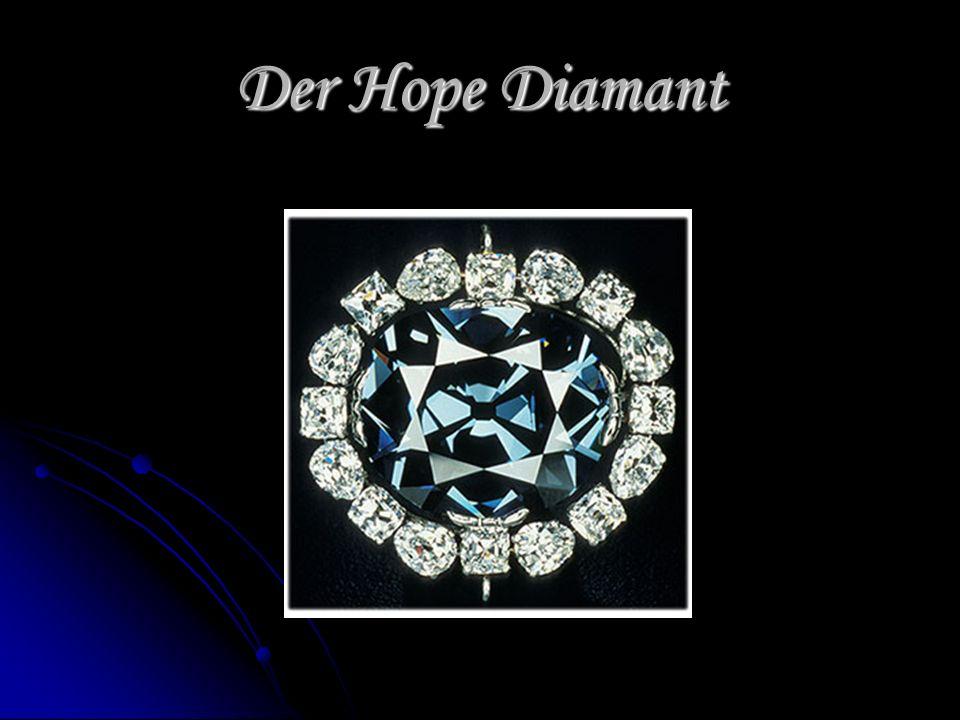 Der Hope Diamant