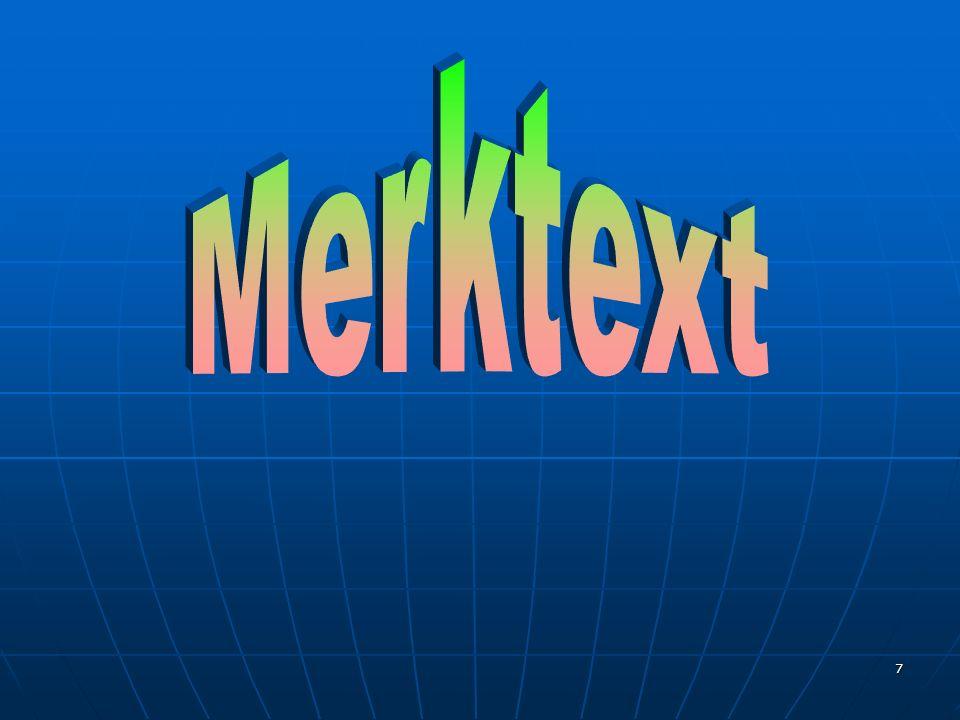 Merktext
