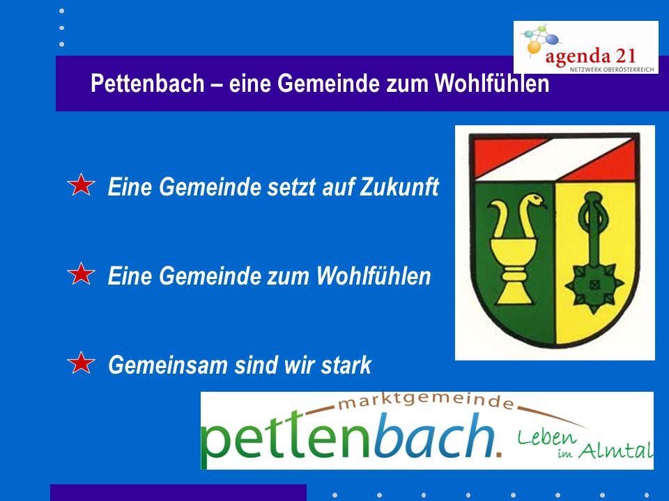 Pettenbach – eine Gemeinde zum Wohlfühlen