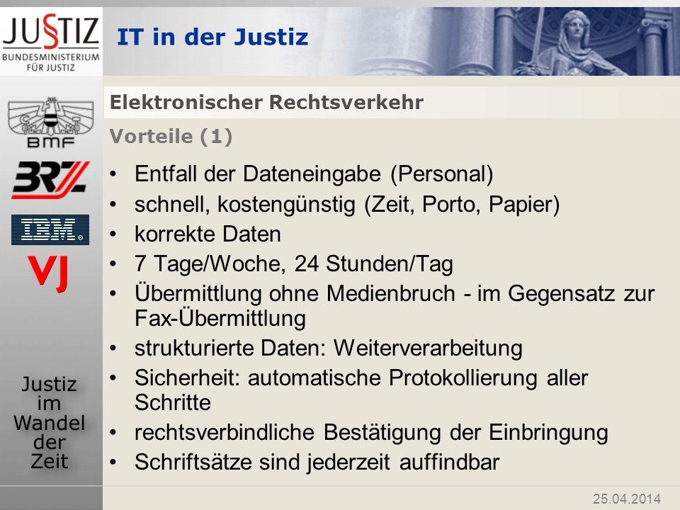 Elektronischer Rechtsverkehr