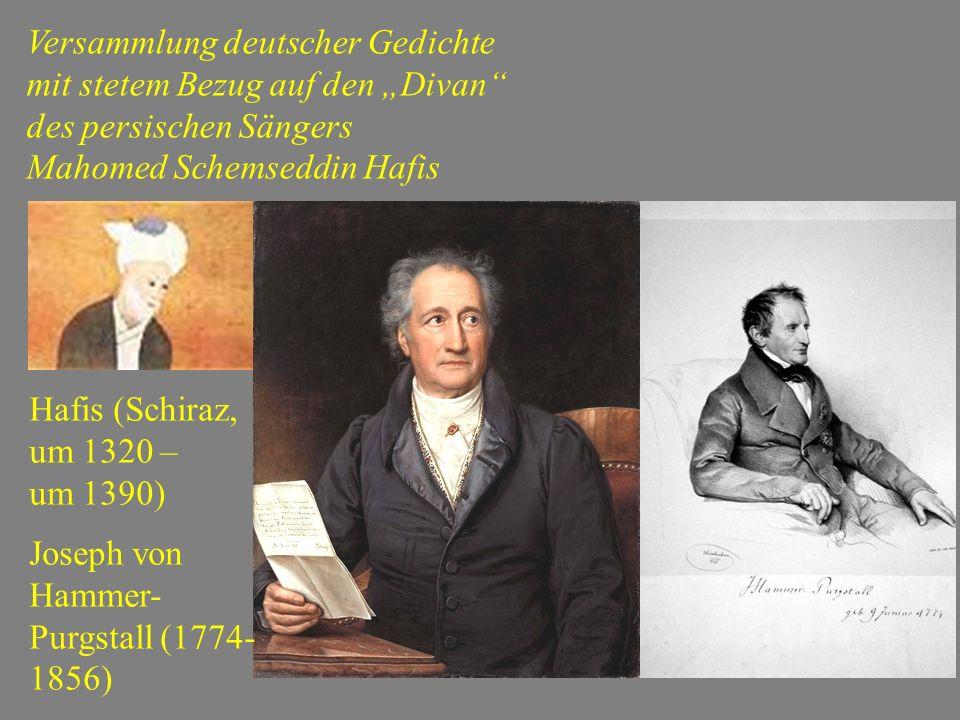 Versammlung deutscher Gedichte