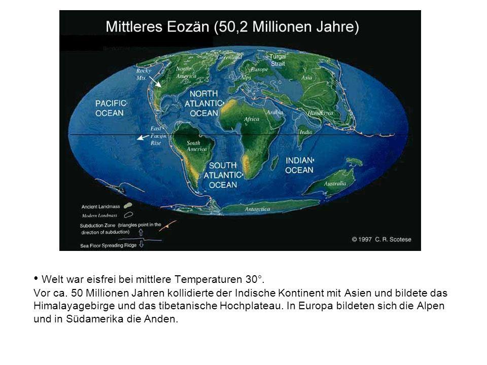 meteoriteneinschlag vor 65 millionen jahren