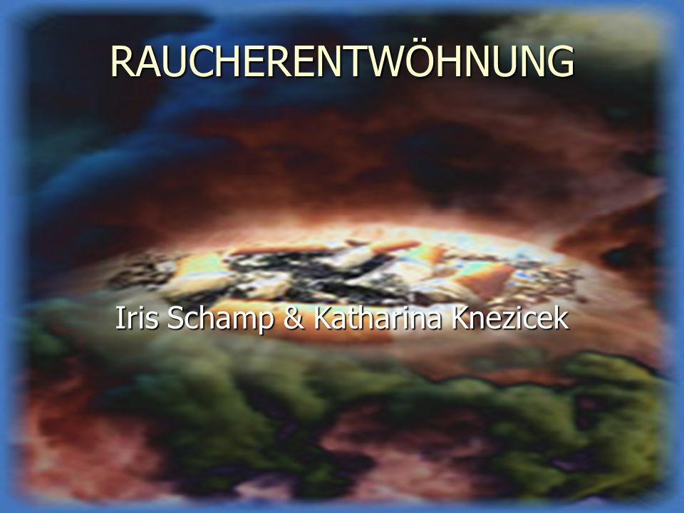Iris Schamp & Katharina Knezicek