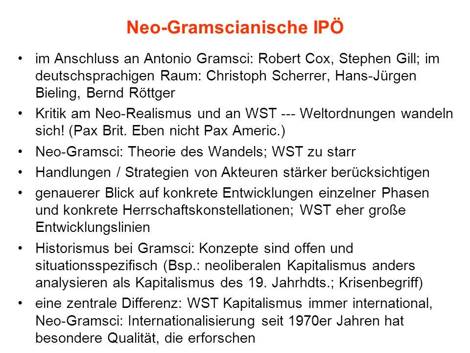 Neo-Gramscianische IPÖ