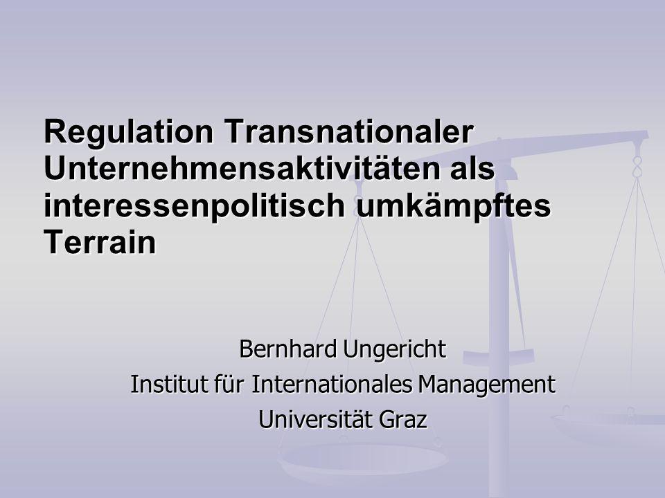 Institut für Internationales Management