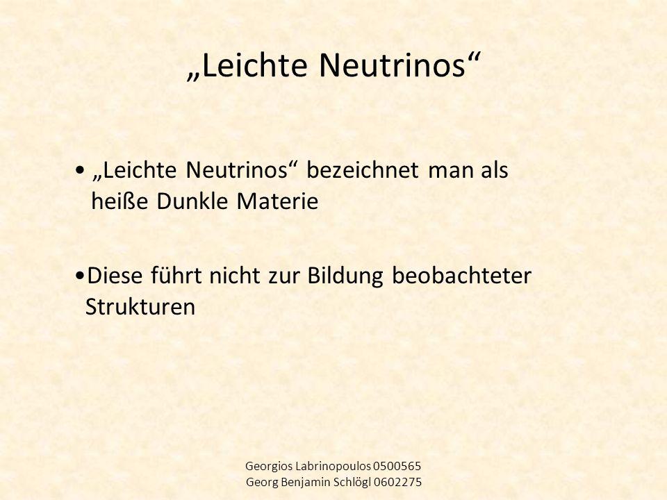 Georgios Labrinopoulos 0500565 Georg Benjamin Schlögl 0602275