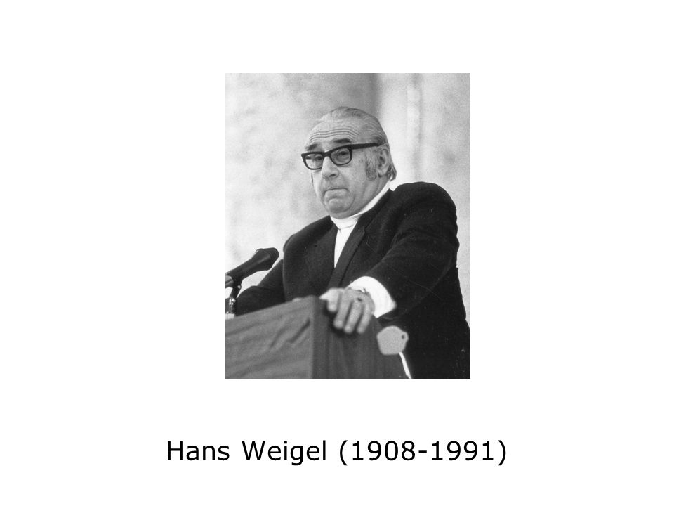 Hans Weigel (1908-1991)
