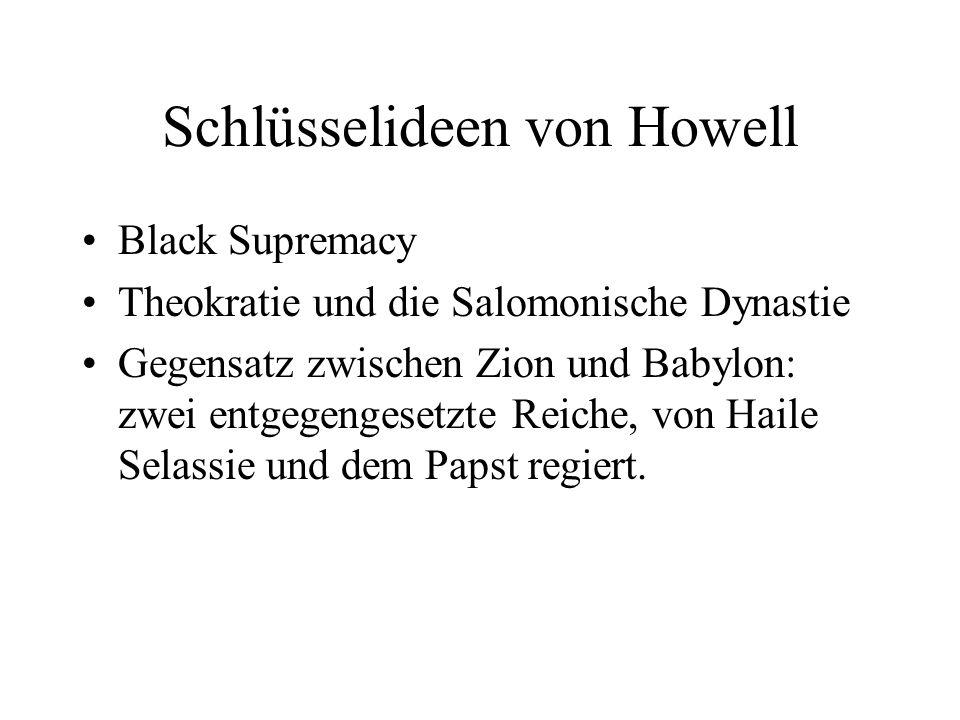 Schlüsselideen von Howell