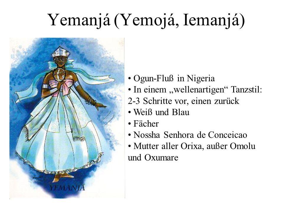Yemanjá (Yemojá, Iemanjá)