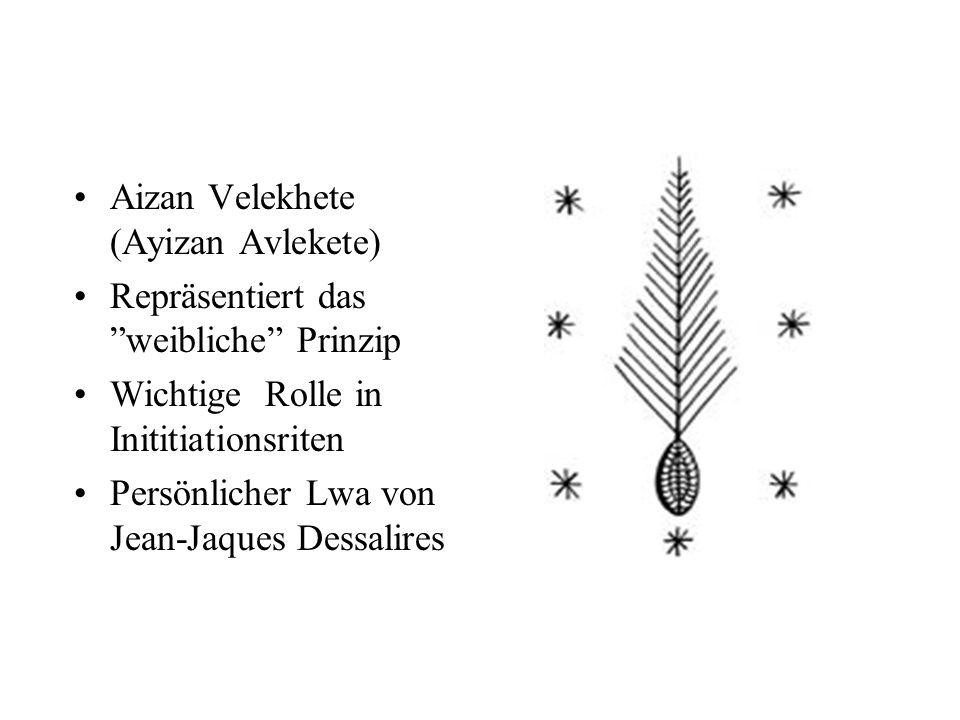 Aizan Velekhete (Ayizan Avlekete)