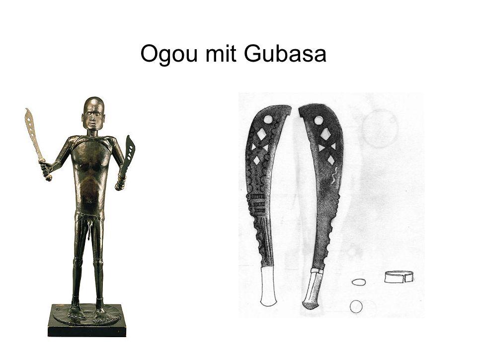 Ogou mit Gubasa