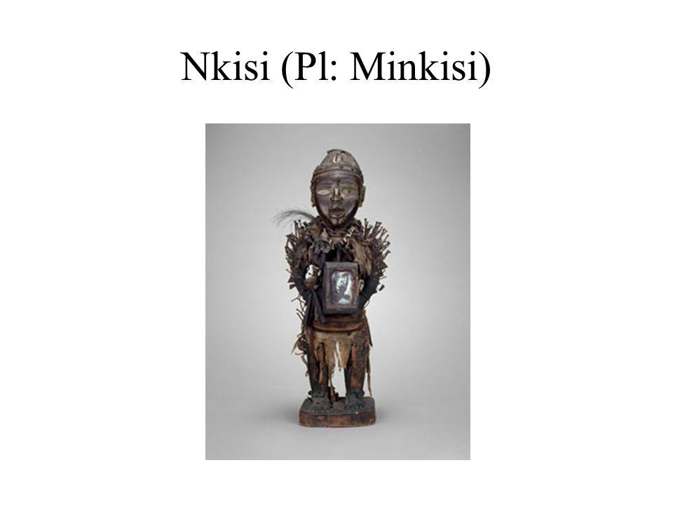 Nkisi (Pl: Minkisi)