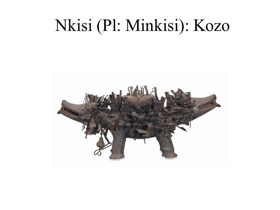 Nkisi (Pl: Minkisi): Kozo