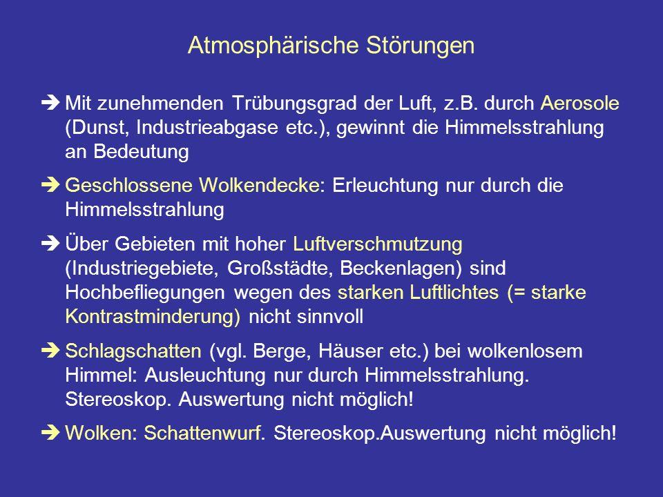 Atmosphärische Störungen