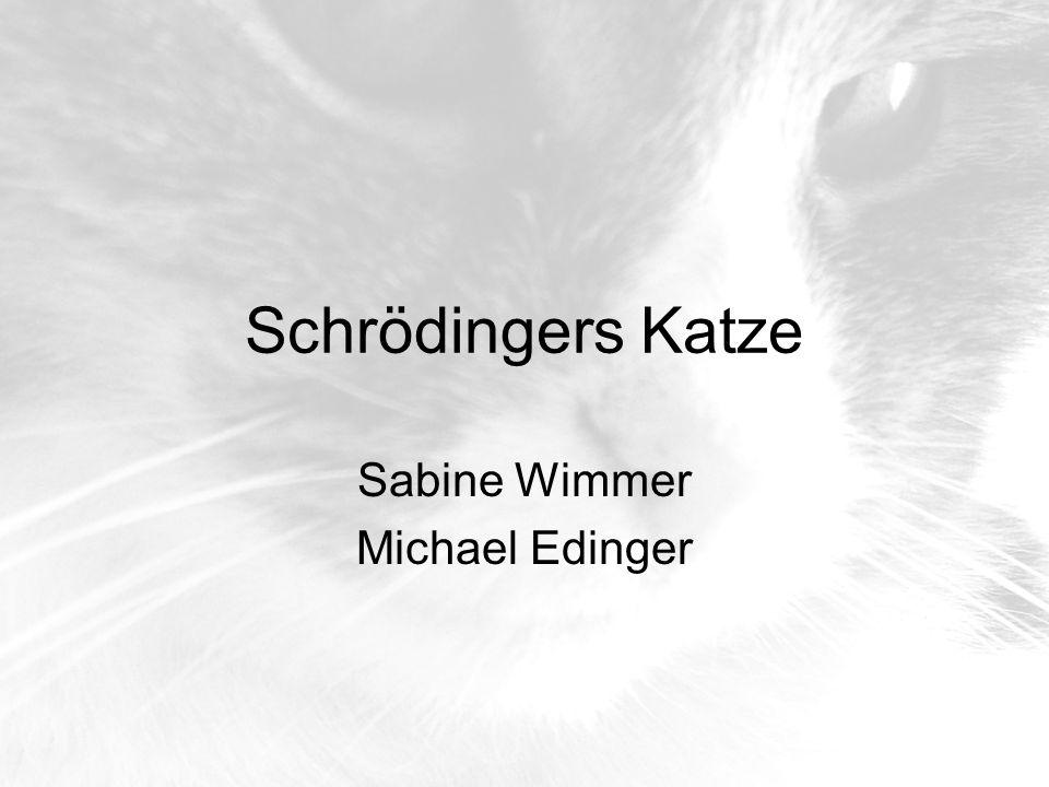 Sabine Wimmer Michael Edinger